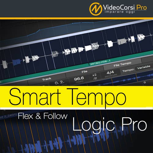 Smart Tempo - Logic Pro X