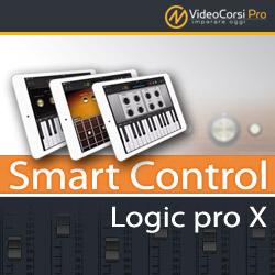 Smart Control - Logic Pro X