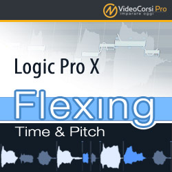 Flexing Audio - Logic Pro X