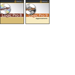 VideoCorso Logic Pro 9