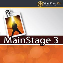 Video Corso MainStage 3