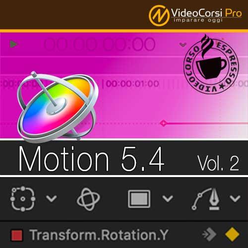 Video Corso Espresso Motion 5.4 Vol.2