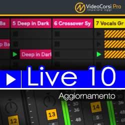Video Corso di Live 10 | Aggiornamento
