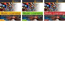 Pack Music Licensing Vol1/2/3