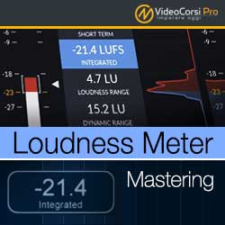 Loudness Meter - Mastering