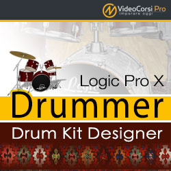 Drummer - Logic Pro X