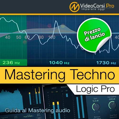 Mastering Techno - Logic Pro