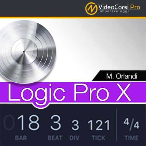 VideoCorso Logic Pro X