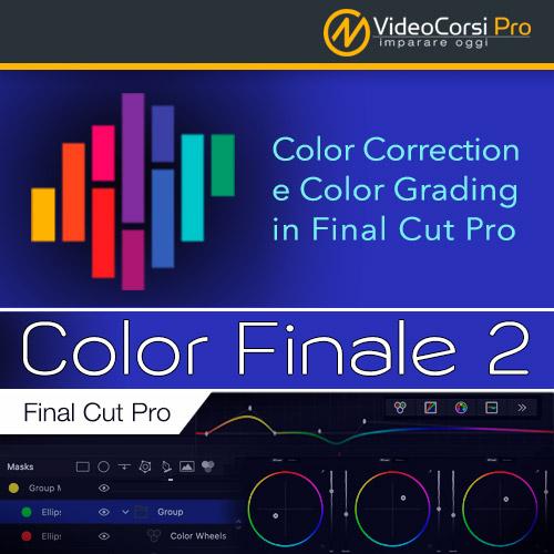 Color Finale 2 - Final Cut Pro
