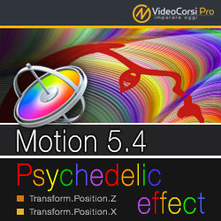 Psychedelic Effect - Motion 5.4